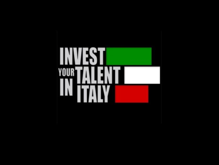 What is Invest Your Talent in Italy Scholarship?